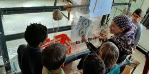 Visite des ateliers des artisans avec DAR EL AIN Ecotourisme et loisirs - Tourisme alternatif