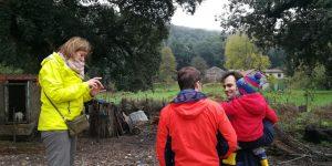 Visite des locaux avec DAR EL AIN Ecotourisme et loisirs - tourisme alternatif