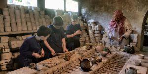 Atelier de Poterie avec DAR EL AIN Ecotourisme et loisirs - Tourisme alternatif