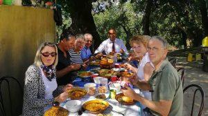 Déjeuner chez l'habitant_DAR EL AIN selon la charte et avec l'équipe
