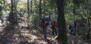 Soyez aventureux dans les montagnes de la Kroumirie