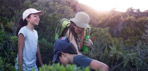 اكتشف النباتات والحيوانات في جبال خمير